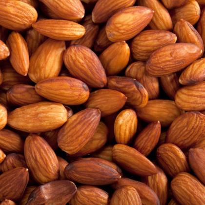 Almonds Roasted No Salt 1000x1000